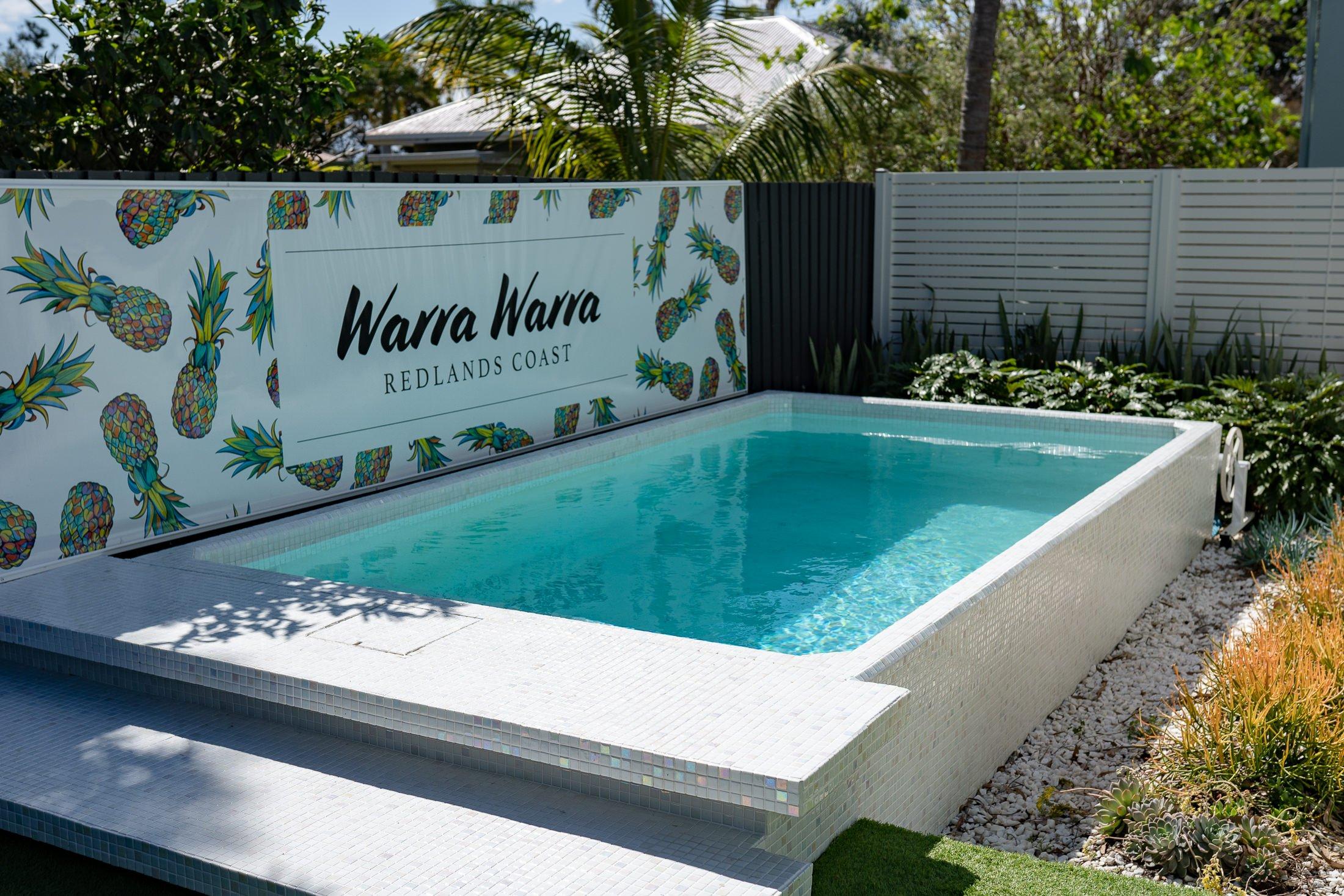 Plungie Original 15ft x 8ft pool in Kona Coast